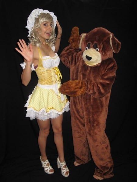 GOLDILOCKS _ BABY BEAR